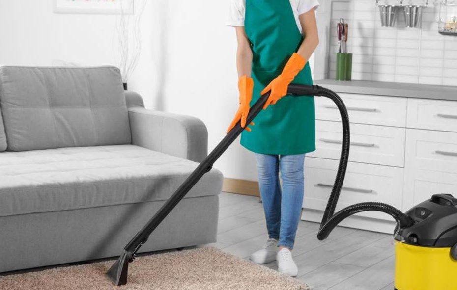 التنظيف بالبخار