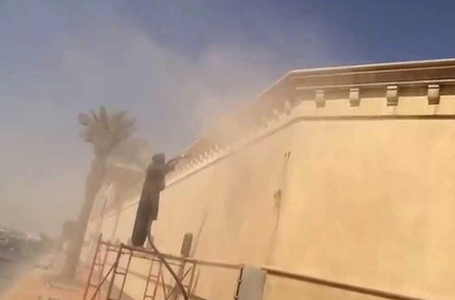 شركة تنظيف الواجهات في الرياض