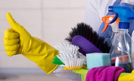 شركة نظافة منازل